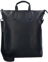 Futura X-Change 3in1 Bag S Rucksack Leder 40 cm Laptopfach Jost black
