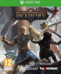 Nordic Games Pillars of Eternity 2: Deadfire Xbox One (THQA24.BX.23ST)