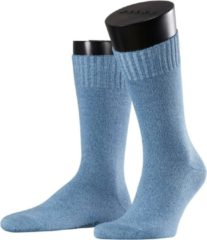 Blauwe FALKE Ergonomic Sport System Falke Sokken Denim ID 14491 - Artic Melange - Heren - Maat 39-42
