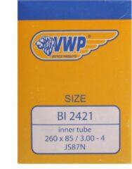 Impac Schwalbe - Binnenband Fiets - Auto Ventiel - 260 x 85 (4.10/3.50 - 4)