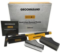 Groomarang lichaam & rugontharing - 'back in it'scheerhouder