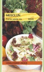 Oranjeband Zaden Oranjebandzaden - Mesclun Franse Salade Mix
