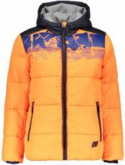 Oranje Bellaire Winterjas