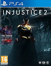 Sony Injustice 2, PS4 PlayStation 4 video-game