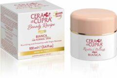 Cera di Cupra Bianca – Verzorgende anti-aging crème, met bijenwas, voor de vette/normale huid - Pot 100ml