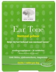 New Nordic Ear tone 30 Tabletten
