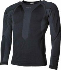 Fox Outdoor - Thermo onderhemd, thermoshirt - Longsleeve - Zwart - MAAT M