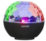 Denver BTL-65, Bluetooth speaker, disco light, AUX