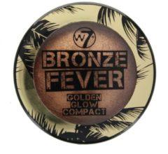 W7 Make-Up W7 Compact Bronzer - Bronze Fever Golden Glow 14gr