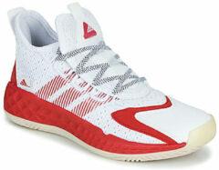 Witte Basketbalschoenen adidas COLL3CTIV3 2020 LOW