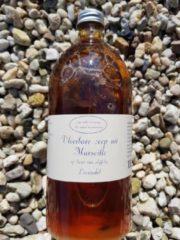Provendi 1 liter vloeibare handzeep Rose / Marseille zeep op olijfbasis
