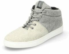 BAABUK Sneaker SKY WOOLERS, beige/grijs 36