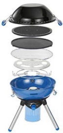 Afbeelding van Blauwe Campingaz Party Grill 400 CV Kooktoestel - 1 Pits - 2000 Watt
