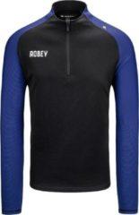 Blauwe ROBEY PERFORMANCE HALF-ZIP TOP maat 152