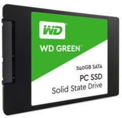 "Groene Western Digital Greenâ""¢ 240 GB SSD harde schijf (2.5 inch) SATA III Retail"