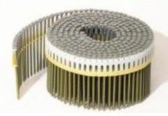 Duo-Fast Coil Spoelnagel - 2,5 x 65 mm - met ring voor gipsplaten - 325 Stuks
