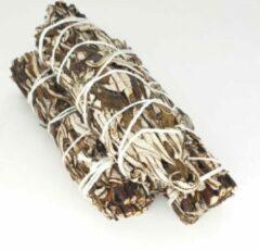 FineGoods Yerba Santa smudge - sage - smudge stick - 1 stuk - meditatie - yoga - huis reiniging - zuivering