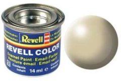Emaille kleur Revell Beige (zijdeglans) 314 Doos 14 ml