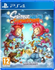 Warner Bros. Games Scribblenauts Showdown PS4