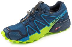 Speedcross 4 Outdoorschuh Salomon Blau