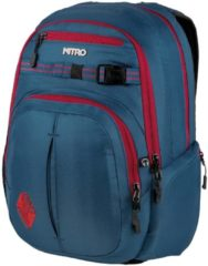 Blue Nitro Chase Backpack