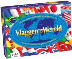 Blauwe Selecta Spel en Hobby Vlaggen van de wereld - Educatief spel