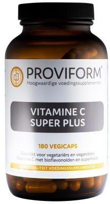 Afbeelding van Proviform Vitamine C super plus 180 Vegacaps