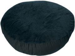 Donkerblauwe Form-Fix Voedingskussenhoes - Hoes voor Sit Fix XL - 100% katoen en comfortabel badstof - Navy