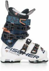 Witte Fischer MY Ranger One 90 dames skischoenen