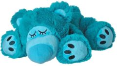 Greenlife Value GmbH Warmies- magnetronknuffel Beddy Sleepy Bear Turquoise