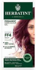 Herbatint Haarverf violet flash fasion 4 140ml