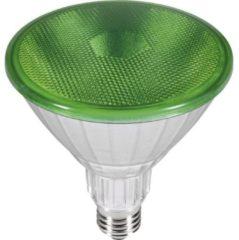 Segula 50763 LED (monochrome) EEC A (A++ - E) E27 Reflector 18 W = 120 W groen (Ø x L) 125 mm x 180 mm 1 pc(s)
