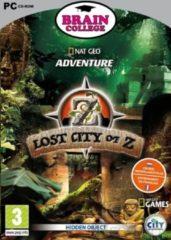 City Interactive Brain College: Natgeo Adventure Lost City of Z - Windows