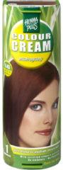 Henna Plus Colour cream 6.45 mahogany 60 Milliliter
