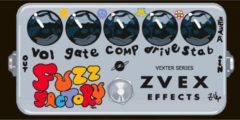 ZVEX Effects Vexter Series Fuzz Factory