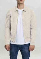 Creme witte Urban Classics Jacket -S- Worker Creme