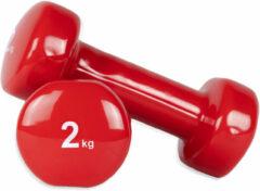 Rode Match-U Matchu Sports - Dumbbells - 2 kg - 2 stuks