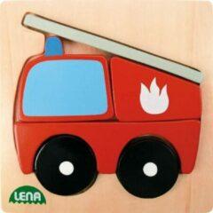 Lena - Puzzel - Brandweer - 6st.