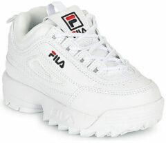 Fila Disruptor meisjes dad sneaker - Wit - Maat 27