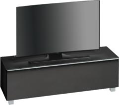 Bermeo Tv-meubel Fristi 140 cm breed - Zwart