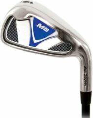 Ben sayers M8 Heren Complete GolfSet Graphite R-flex - Zwart/Blauw