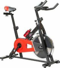 Rode Tectake - Indoor cycling bike spinningfiets indoor bike spinner - 401714