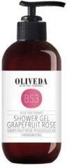 Oliveda B53 Pflegedusche Grapefruit Rose - Harmonizing, 250ml