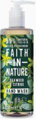 Faith In Nature Vloeibare Handzeep Seaweed & Citrus