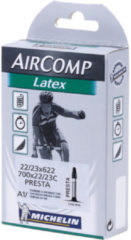Groene Michelin Air Comp binnenband voor de racefiets met latex - Binnenbanden