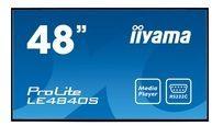 Iiyama ProLite LE4840S-B1 - 121 cm (48'') Klasse LED-Display LE4840S-B1