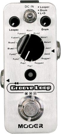 Afbeelding van Mooer Groove Loop looper en drummachine-pedaal