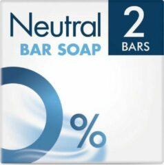 Neutral Parfumvrije Zeeptabletten Duo 2x100gr
