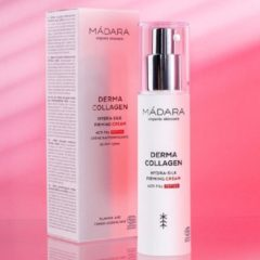 MÁDARA Cosmetics Derma Collagen Hydra-Silk Firming Cream dagcrème 50 ml