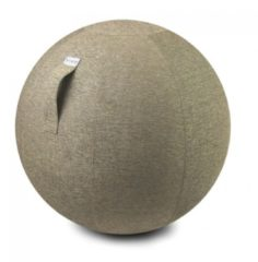 Zitbal Stov - Pebble - 100% polyester - Ø60-65 - Vluv